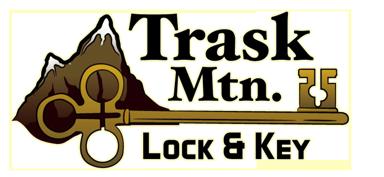 Trask Mtn. Lock&Key Logo
